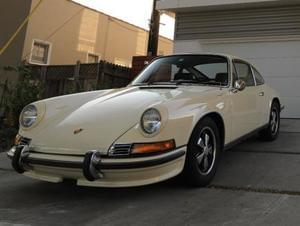 1969 Porsche 911 E Karmann Coupe