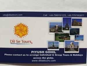 Dil Se Tours Providing You the Best Travel Package...
