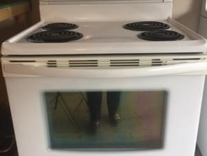 Self Cleaning Fridgidaire Stove