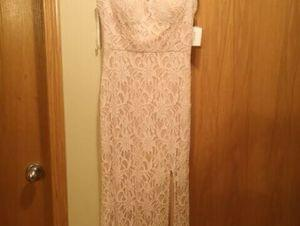 Blush dress size 7