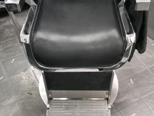 Belmont barber chair.
