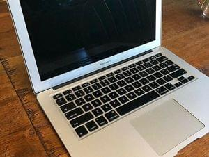 2015 mac book air