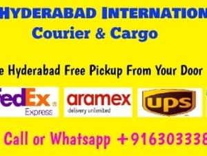 hyderabad international courier